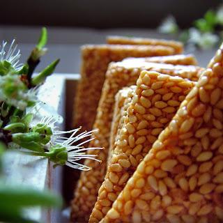 Sesame Seed Crunch