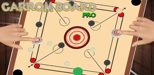 Carrom Board Pro