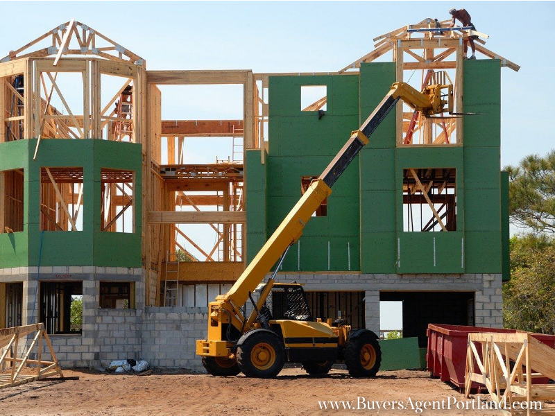 Portland Oregon New Construction- Here are the reasons you should invest in Portland new construction homes.