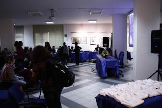 Photo: Una prospettiva della Sala