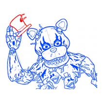 How To Draw FNAF - screenshot thumbnail 03