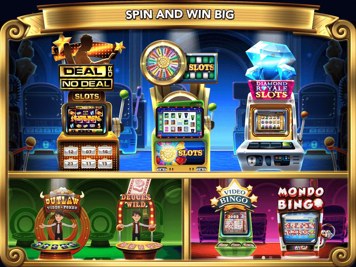 GSN Grand Casino - FREE Slots screenshot #16