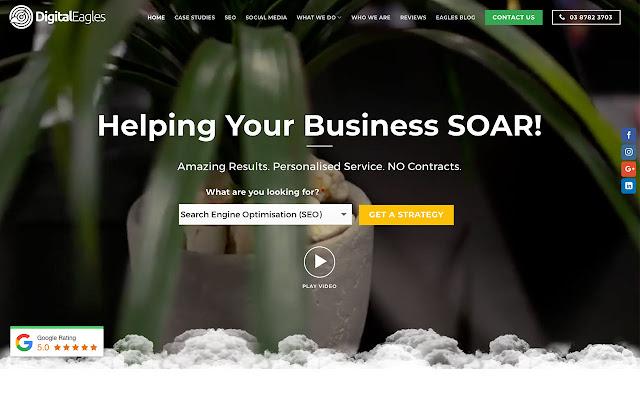 Digital Eagles Marketing Agency