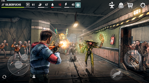 Dark Days: Zombie Survival screenshot 4