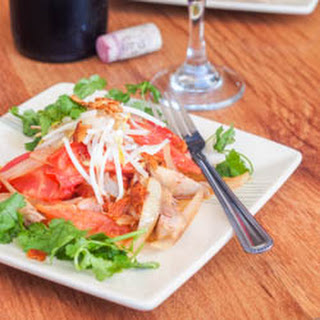 15 Minute Asian Chicken Tomato Stir Fry {GF, DF}