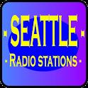 Seattle - Radio Stations icon