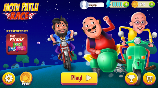 Motu Patlu Game  captures d'écran 1