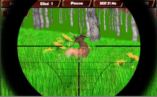 Deer Hunter 4D - náhled