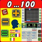 0-100 RPK calculadora visual voz niños icon