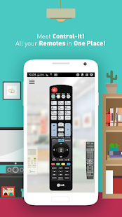Control It – Remotes Unified!- screenshot thumbnail