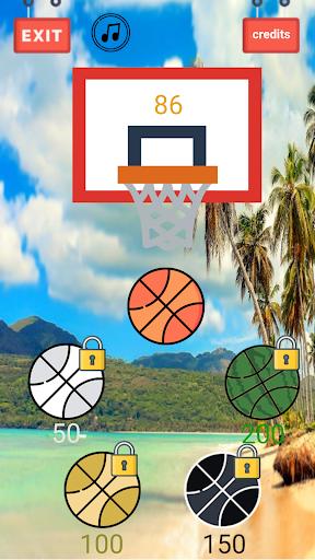Capturas de pantalla de Beach Basketball 1