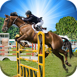 Horse Jumping: Horseback Riding 2017 file APK Free for PC, smart TV Download