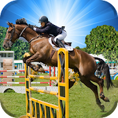 Horse Jumping: Horseback Riding 2017