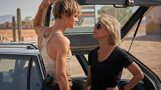 Llega a los cines españoles el 'Terminator' rodado en Almería