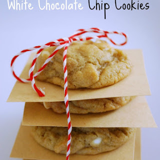 White Chocolate Chip Cookies – Food Fun Friday