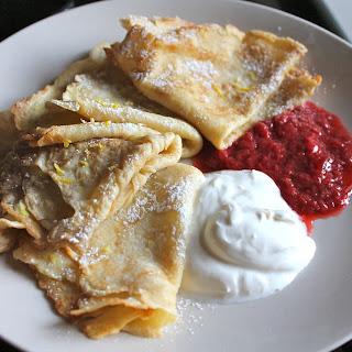 Swedish-style Pancakes