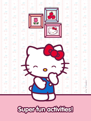 Hello Kitty u2013 Activity book for kids apktram screenshots 6