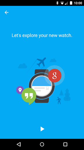 Android Wear - Smartwatch screenshot 4
