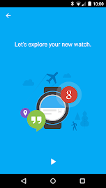 Android Wear - Smartwatch Screenshot 4
