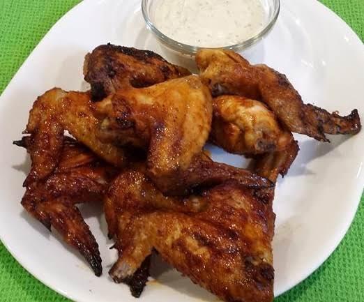 Classic Hot Wings Recipe