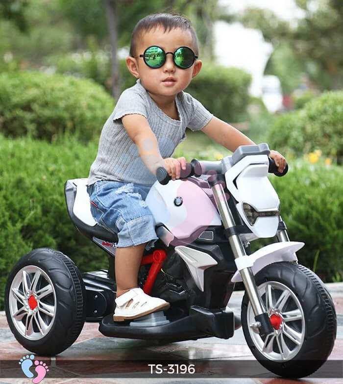 Xe mô tô điện cho bé TS-3196 1