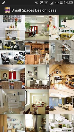 Small Spaces Design Ideas