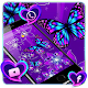Download Purple Luxury Butterfly Theme For PC Windows and Mac