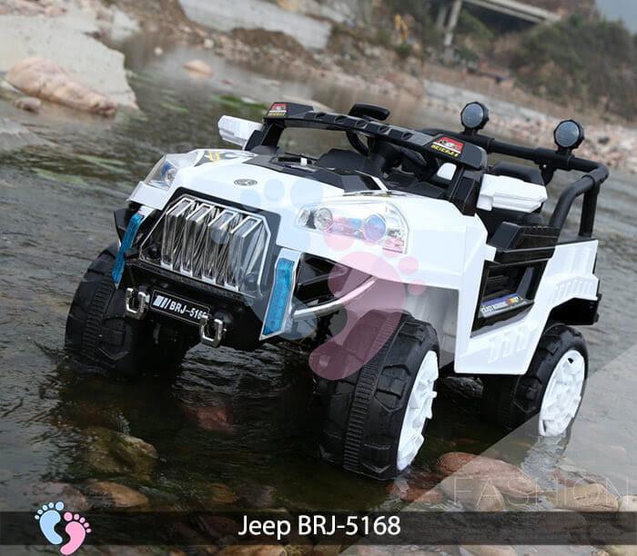 Xe oto điện cho bé Jeep BRJ-5168 7