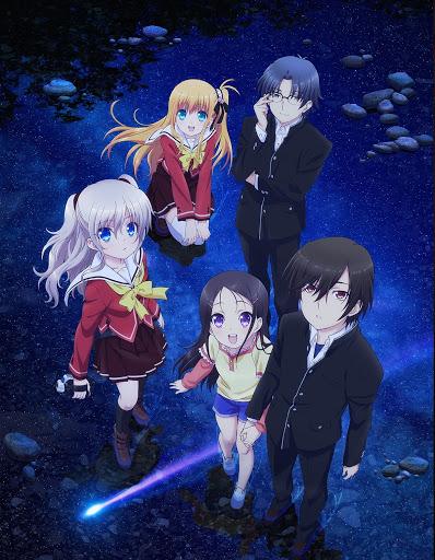 Reseña anime: Charlotte [KEY]