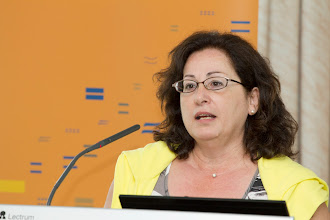 Photo: Andriani Papadopoulou from the Greek Ombudsman