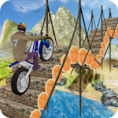 Ramp Bike - Impossible Bike Racing & Stunt Games Icon