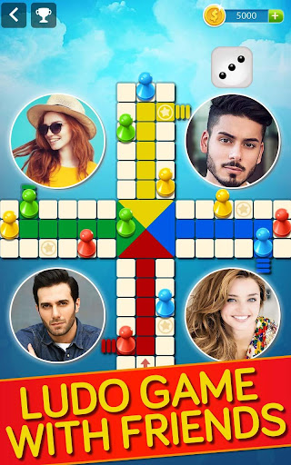 Ludo Game : Free Multiplayer Ludo, The Dice Game  screenshots 4