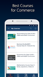 Commerce App Class 11&12 Accountancy BST Economics - náhled