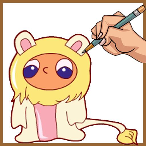动漫绘画教程 教育 App LOGO-硬是要APP