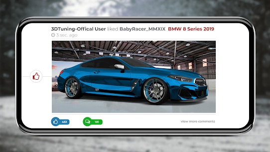 3DTUNING MOD APK DOWNLOAD FREE HACKED VERSION 5