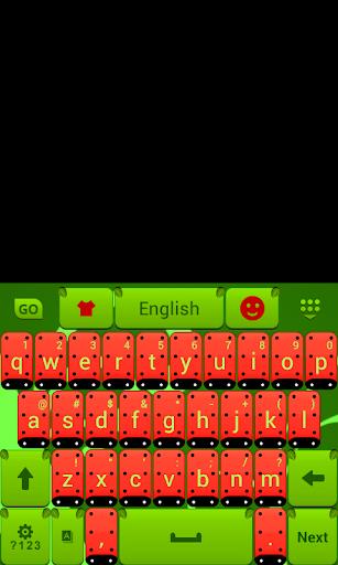 瓢虫键盘主题