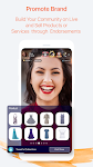 screenshot of ringID - Live TV, Free Video Call & Chat