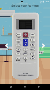 AC Remote for Mitsubishi - NOW FREE - náhled