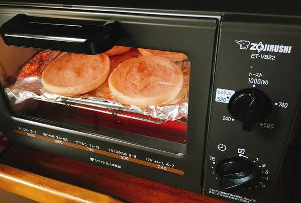 トースター アルミ ホイル