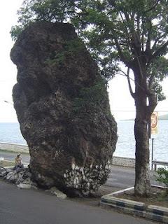 Watu Dodol Beach Banyuwangi Indonesia