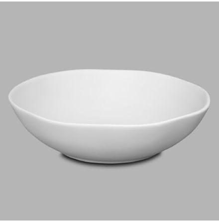 Lantlig skål 21 cm - 6 st