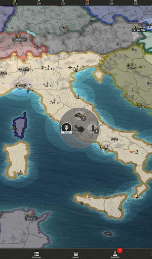 Call of War - WW2 Strategy Game 0.48 screenshots 8