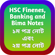 HSC Finance Banking and Bima Notes
