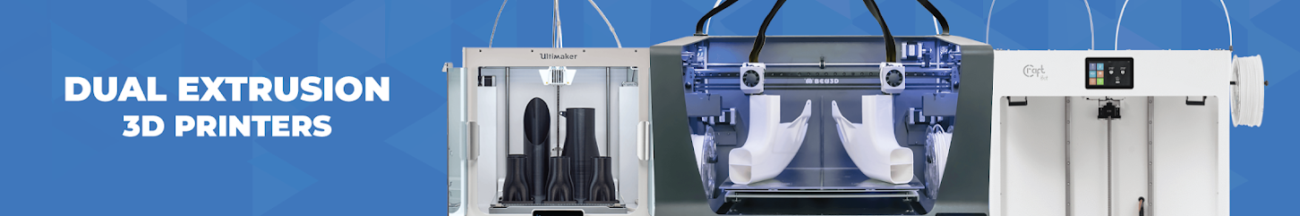 Dual Extrusion 3D Printers