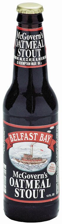 Logo of Belfast Bay McGovern's Oatmeal Stout