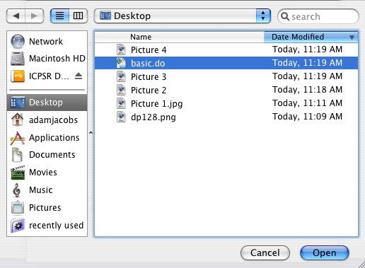 adding file