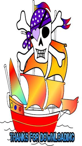 子供のための海賊ゲーム