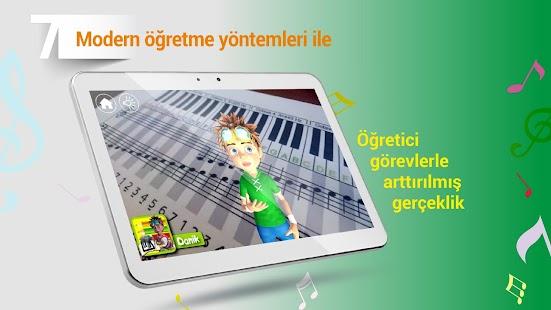 Piyano | Danik Ekran Görüntüsü