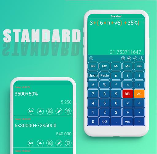 HiEdu Scientific Calculator : He-570 4.1.8 screenshots 2