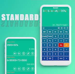 HiEdu Scientific Calculator : He-570 MOD APK (Ad-Free/Proper) 2